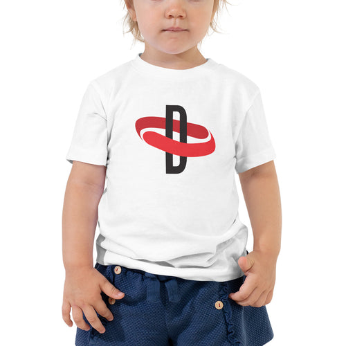 Toddler Short Sleeve Tee - White