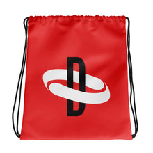 Load image into Gallery viewer, Drawstring Bag - Red