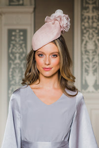 Duchess Hat with Roses