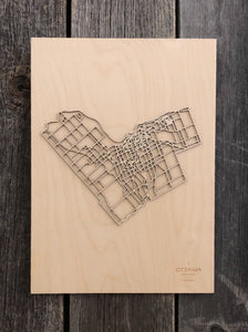 Ottawa Street Map