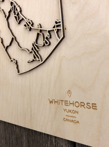 Whitehorse Street Map
