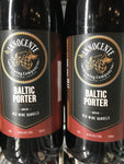 Baltic Porter Aged In Red Wine Barrels