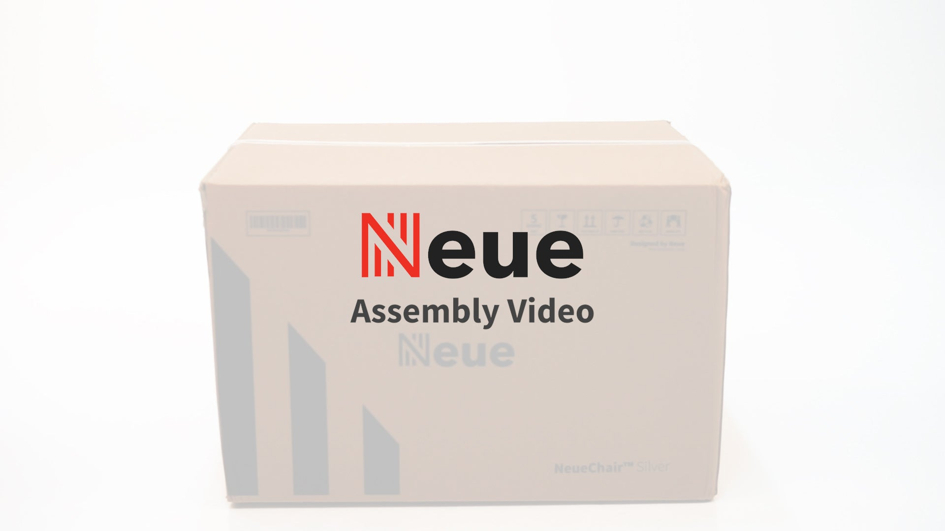 NeueChair Full Assembly Video Guide
