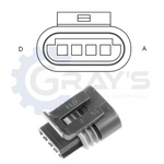 Cummins MAP Connector 2003 - 2007 Connector Kit