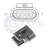 Cummins MAP Connector 2003 - 2007 Connector