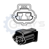 Cummins ALT Connector 2003 - 2007 Connector