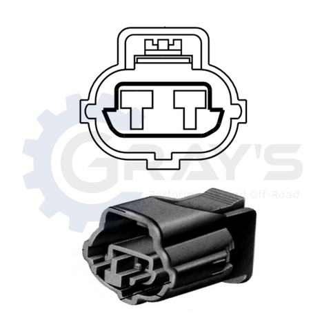Cummins ALT Connector 2003 - 2007 Connector Kit