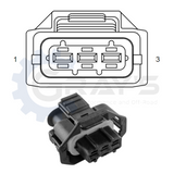 Cummins HPRS Connector 2003 - 2007 Connector