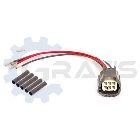 Cummins Cooling Fan Connector 2003 - 2009 Connector