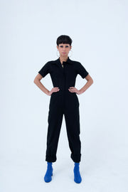 FLIGHTSUIT: BLACK