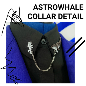 ASTROWORLD COLLAR DETAIL