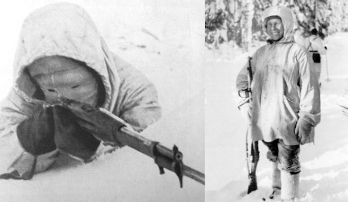 The World's Deadliest Sniper the 'White Death'