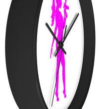 Load image into Gallery viewer, Shoot like a Babe - Wall clock - Sniperology
