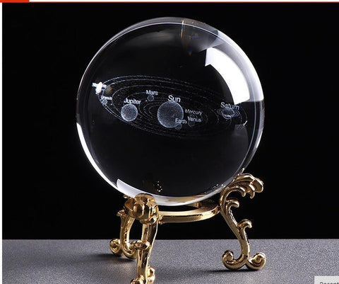 Image of 3D Solar System Figurines & Miniatures JingHanLu Co., LTD. Store