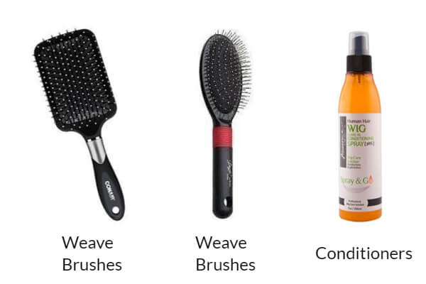 Brushes and Conditioners