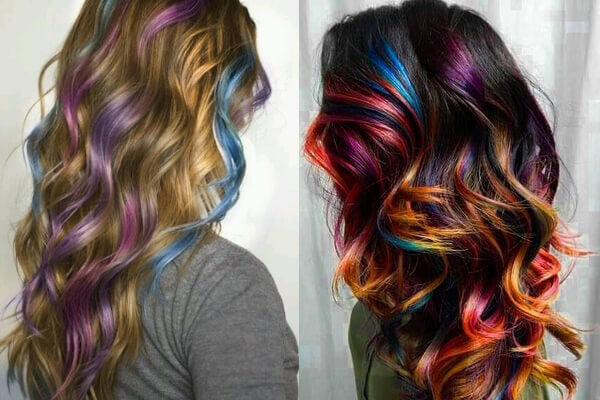 Multicolor Highlights