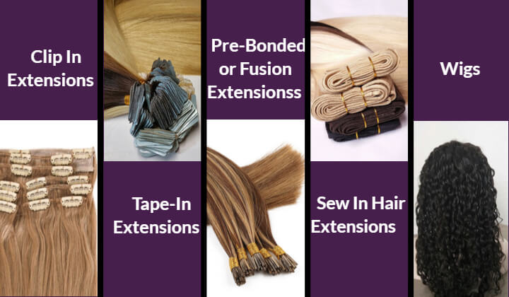 TYPE OF EXTENSIONS