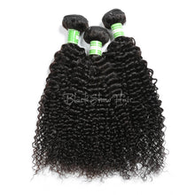 Virgin Indian Jerry Curly Hair Bundles - Black Show Hair