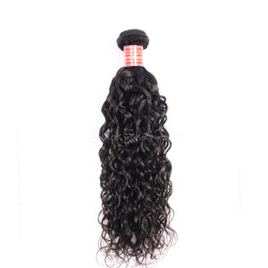 mink Brazilian hair water wave 1 bundle