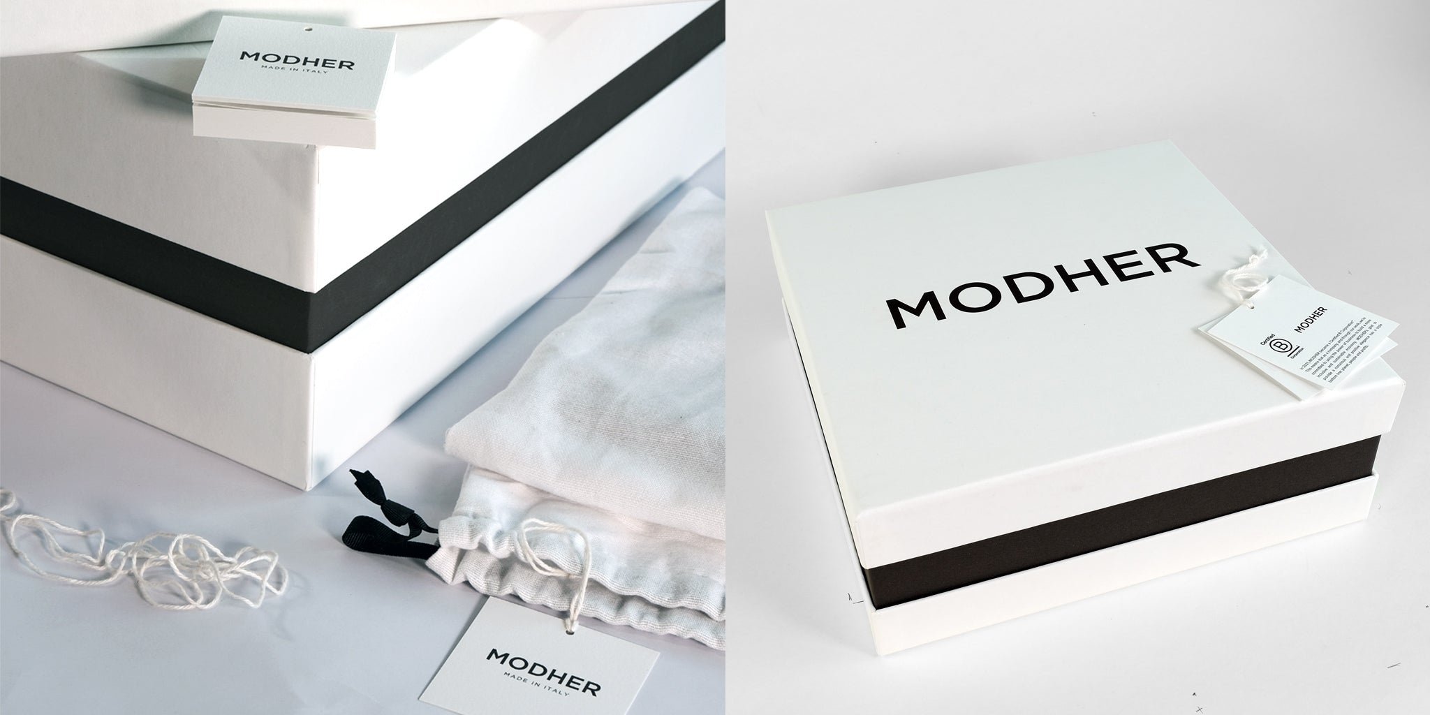 MODHER- Eco Pacakging