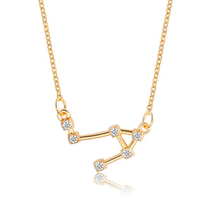 Constellation Zodiac Sign Necklaces