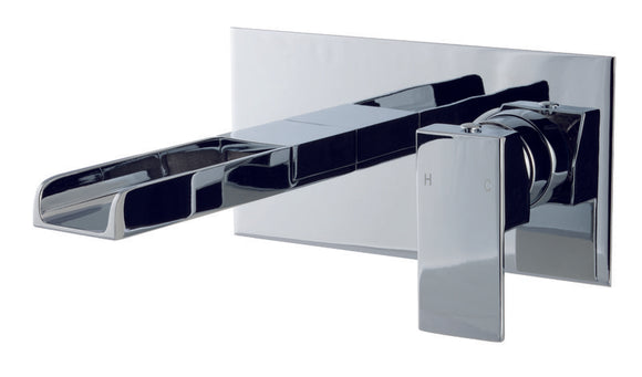 Dunk Wall Mounted Basin Tap