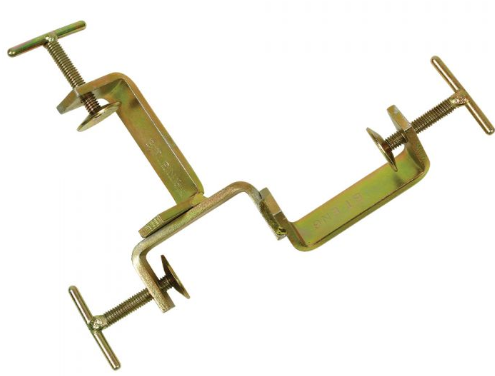 Timber Clamp – 3 way clamp (Holds profiles steady)