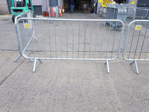 2.3m Crowd Control Barrier