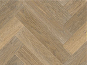 Oak Angelico Herringbone 120mm x 21mm 0.576m2 per pack