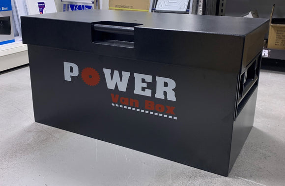 Power Van or Site Box