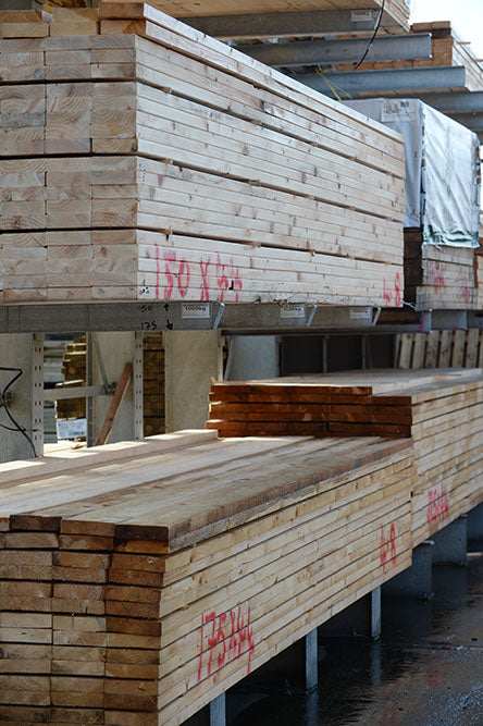 Rough Timber (Whitedeal)
