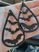 Spooky earrings- halloween earrings