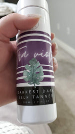 1209 - Ultra Violet Tanning Mousse - Preorder for 1st week of May