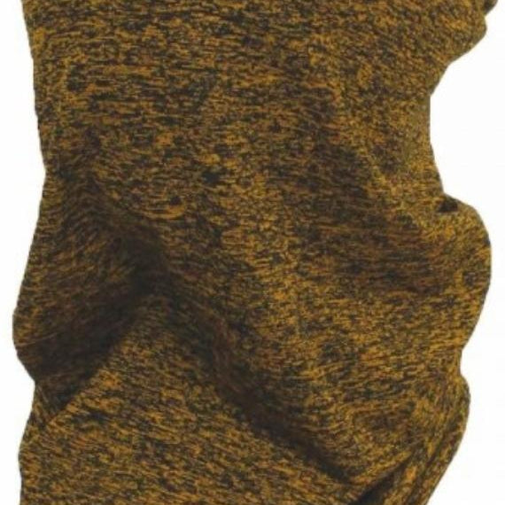 288 Scarf Neck Covering- Brown-TCB