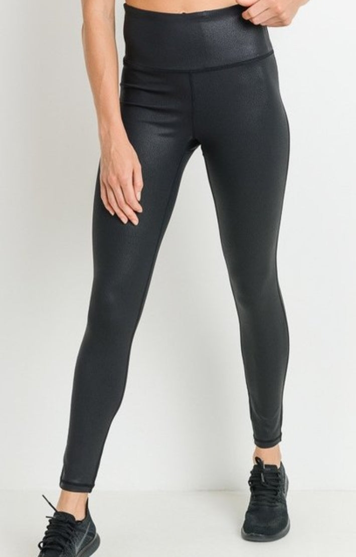 APH6119 Highwaist Pebble Leggings