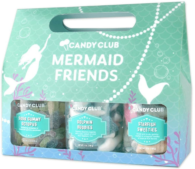Mermaid Friends- Candy Club