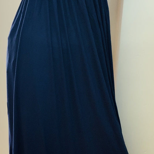 525 Plus Viscose sleeveless Maxi-TCB