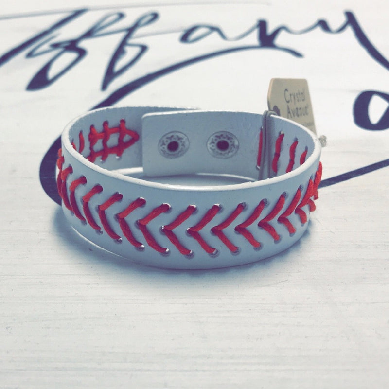 Take me out of the Ballgame Cuff-TCB