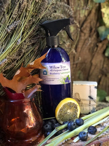 16oz Blueberry Lemongrass All-purpose cleaner