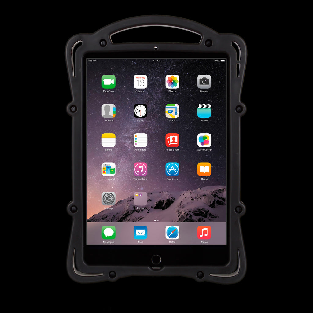 Rug-Ed ProLOCK iPad Case