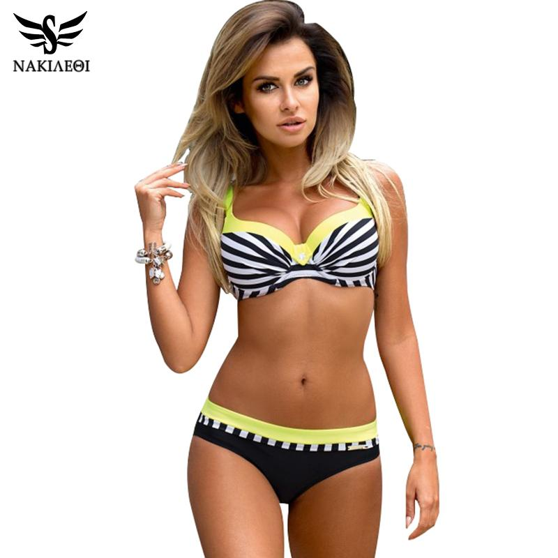 AGATHE®⎜<b>ENSEMBLE BIKINI PUSHUP</b>