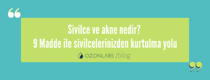 Sivilce ve Akne Ozonlabs