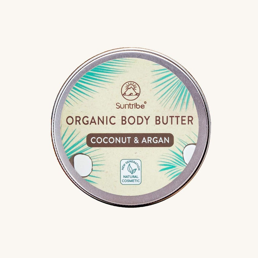 Suntribe Bodybutter Kokosnuss & Argan