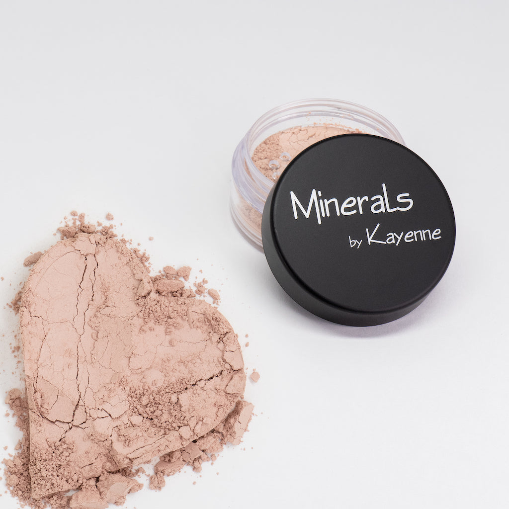 Kayenne Make-up Mineralpuder (Farbton 21)