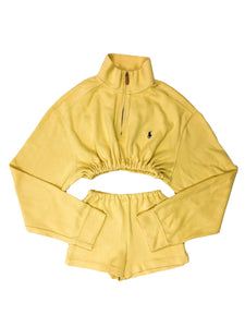 Polo Pastel Yellow Play Set