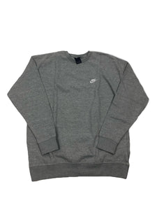 Nike Gray Sweatshirt