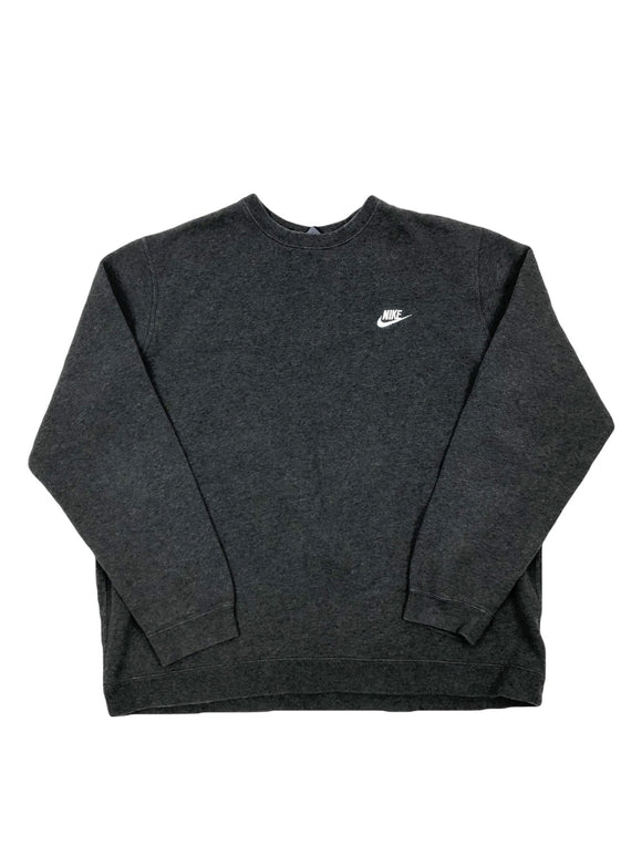 Nike Dark Grey Crewneck Sweatshirt