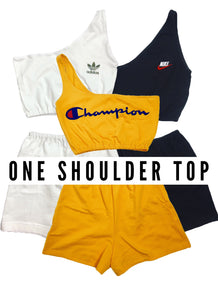 One Shoulder Top Kit