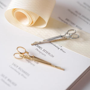 Scissors Shape Hair Pin