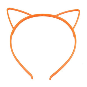 Cat Ears Girl Headwear